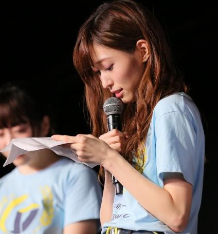 NGT48山口真帆が卒業発表「このグループに変わってほしかった」変わらなかったってことね!